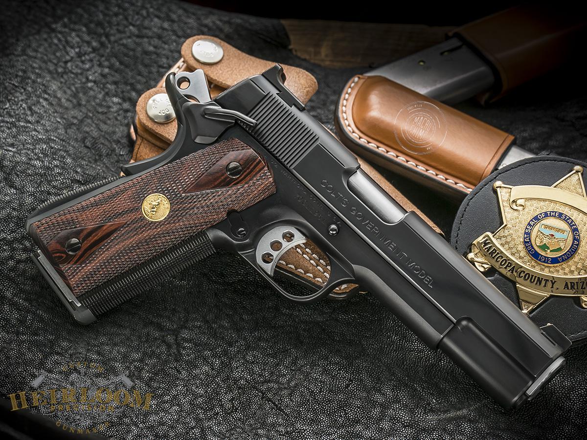 Classic Large Letter Colt