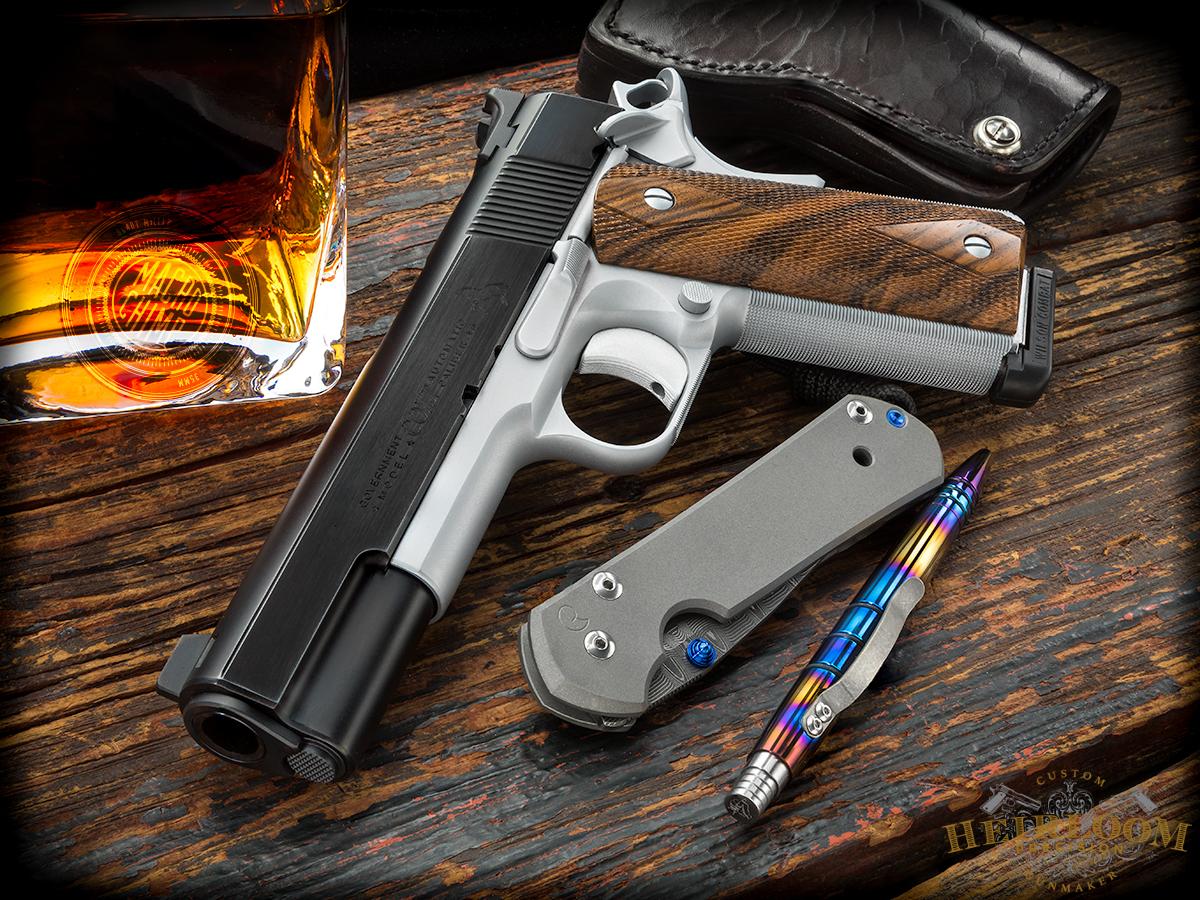 AMU Colt Commercial